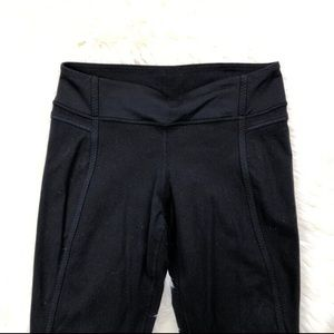 Lululemon Black Leggings 6